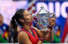 Teen sensation Raducanu splits from coach who steered her to shock US Open triumph