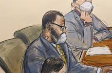 Jurors begin deliberations in R Kelly sex trafficking trial