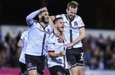 Dundalk return to winning ways against Sligo Rovers at Oriel Park