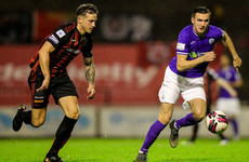 Finn Harps take all three points after beating Bohs at Dalymount