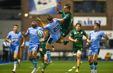 Connacht outgunned by Cardiff in United Rugby Championship opener