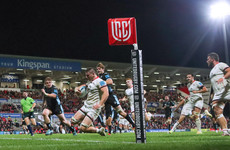 Nine tries and two yellow cards as Ulster kick off with a bonus point win over Glasgow