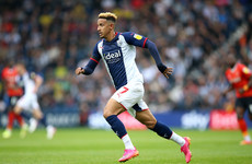 Callum Robinson helps West Brom go top of the Championship table