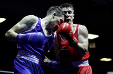 Hession advances to featherweight decider on jam-packed night at National Stadium