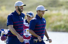 Europe facing uphill battle as USA race into early Ryder Cup lead