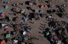 No migrants left at Texas border camp as Biden condemns 'horrible' scenes