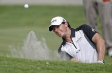 McIlroy leads by three strokes going into final round of PGA Championship