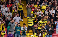 Ismaila Sarr goal earns Watford a point at home to Newcastle