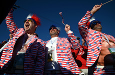 US stretch Ryder Cup lead over Europe to 9-3
