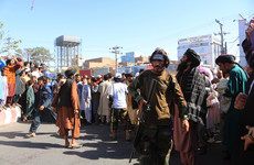 Taliban hang bodies of four alleged kidnappers in Herat city as 'lesson to abductors'