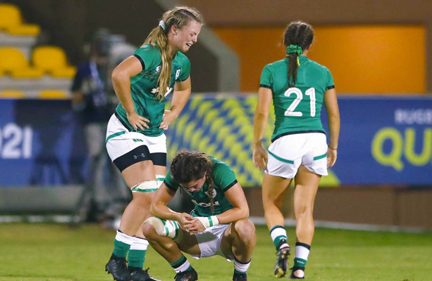 'It's a killer blow, a low-point for Irish rugby'