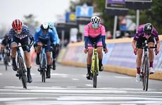 Italian Balsamo ends Dutch reign in women's world road race