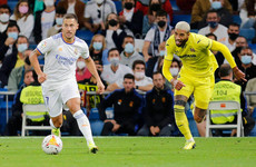 Real Madrid frustrated by Villarreal after Atletico suffer shock loss to Alaves
