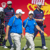 McIlroy and Lowry to lead Ryder Cup singles salvage effort for Europe