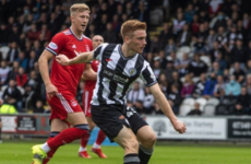 Connor Ronan opens Scottish Premiership account with a double in victory over Aberdeen