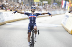Another medal down in Flanders for world champion Julian Alaphilippe