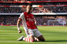 Brilliant Arsenal coast to derby victory against sorry Spurs