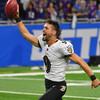 Tucker's monster kick makes history as Ravens down Lions
