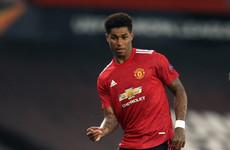 Man United's Marcus Rashford edges closer to return from shoulder surgery