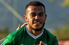 Police charge teenager with racially abusing Ireland U21 star Tyreik Wright