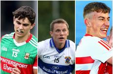 Veterans shine in Dublin and Tipp, Mayo forward stars and Cork goalkeeper heroics