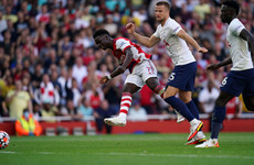 Bukayo Saka feels Arsenal can 'achieve anything' as he sets sights on silverware