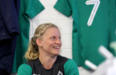 Irish rugby great Claire Molloy announces retirement from international duty