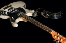 Johnny Ramone's guitar sells for more than €760,000 at auction