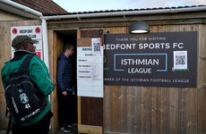 Dozens of English non-league football fixtures fall foul of fuel shortage in Britain