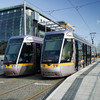No Luas Red Line services between Blackhorse and The Point this morning