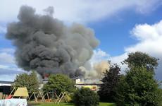 Glenisk faces 'uncertain' future following major factory fire