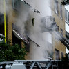 'Suspect device' may have caused explosion at Swedish apartment block, police say