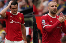 Solskjaer gives update on Maguire and Shaw as Man United captain set for spell on the sidelines