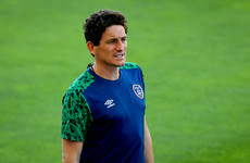 'It irks me a lot' - Irish assistant boss Andrews still in the dark over source of Videogate controversy