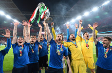 Continental champions Italy and Argentina to meet in June