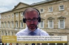 Adoption tracing legislation 'risks being found unconstitutional', O'Gorman tells Committee
