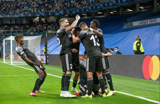 Sheriff stun Real Madrid with unlikely victory at Bernabeu