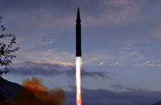 North Korea says hypersonic missile made first test flight