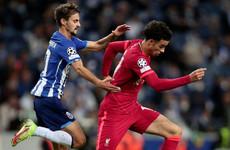 Jurgen Klopp hails 'top-class' Curtis Jones after Champions League rout of Porto