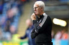 'I will work as hard as I can to make things right' - Fans' chants leave Mick McCarthy under pressure at Cardiff