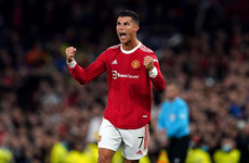 Ronaldo strikes late as United come from behind to beat Villarreal