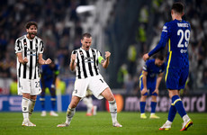 Chiesa strikes to give Juventus huge win over Chelsea