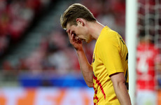 Beleaguered Barcelona thumped by Benfica in Champions League