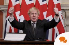 Neale Richmond: Boris' Brexit is the real cause of the haulage and energy crisis in Britain