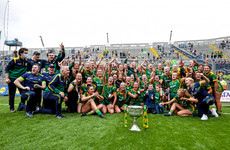 Champions Meath lead the way as 2021 ladies football All-Star nominations revealed