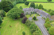 Explore this transformed farmhouse on eight acres in Kilkenny for €595k
