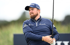 Lowry way off the pace but Hoey one off lead at Dunhill Links