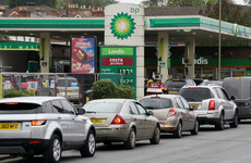 UK government says petrol crisis 'under control', but stations still facing long queues