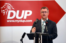 Donaldson tells DUP members he won't shy away from 'difficult decisions' in coming months