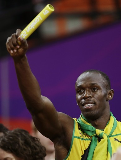 Usain Bolt tells Donegal radio station: 'Yes, I'd like to try Long Jump'